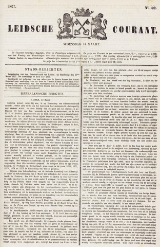 Leydse Courant 1877-03-14