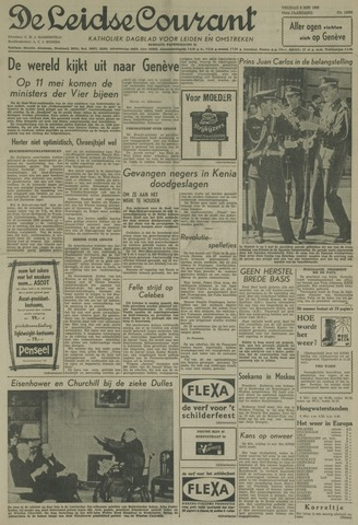 Leidse Courant 1959-05-08