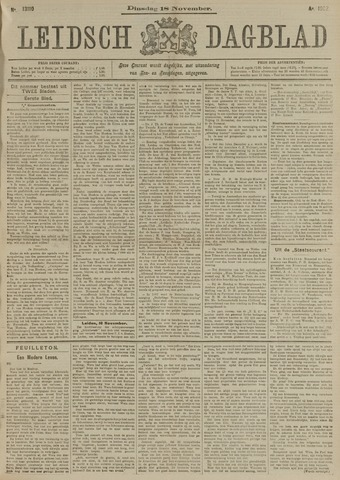 Leidsch Dagblad 1902-11-18