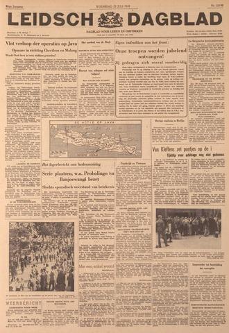 Leidsch Dagblad 1947-07-23