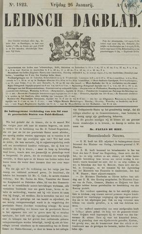 Leidsch Dagblad 1866-01-26