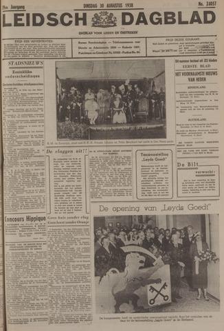 Leidsch Dagblad 1938-08-30