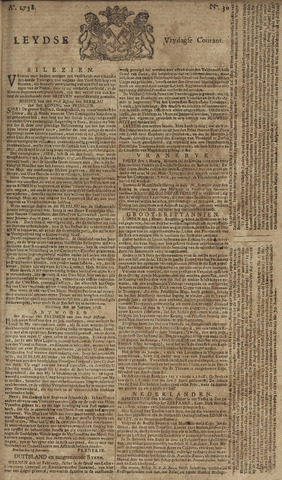 Leydse Courant 1758-03-10