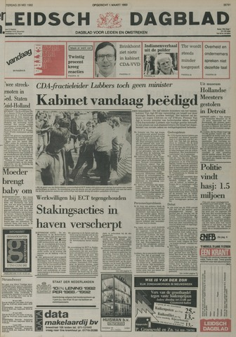 Leidsch Dagblad 1982-05-29