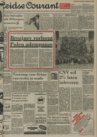 Leidse Courant 1981-04-08