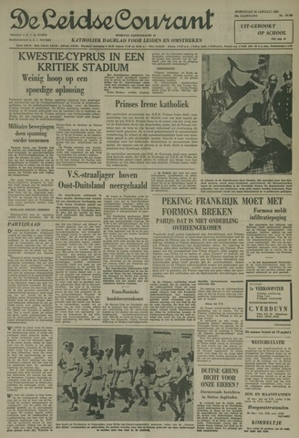 Leidse Courant 1964-01-29