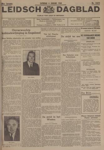 Leidsch Dagblad 1940-01-06