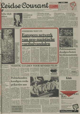 Leidse Courant 1987-11-03