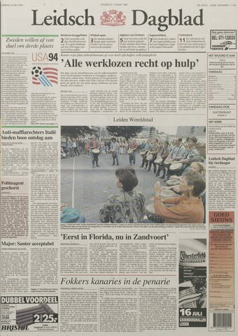 Leidsch Dagblad 1994-07-15