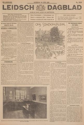 Leidsch Dagblad 1928-06-30