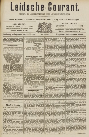 Leydse Courant 1887-09-22