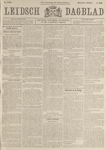Leidsch Dagblad 1916-12-13