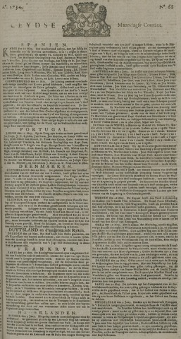 Leydse Courant 1734-06-07