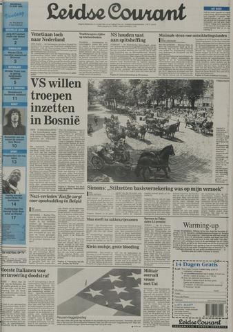 Leidse Courant 1992-06-15