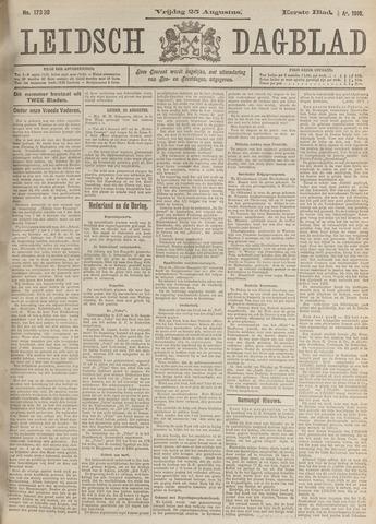 Leidsch Dagblad 1916-08-25