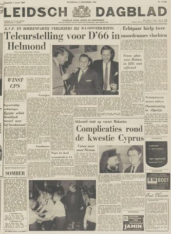 Leidsch Dagblad 1967-12-02
