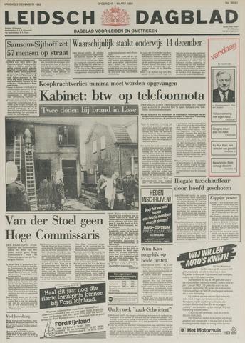 Leidsch Dagblad 1982-12-03