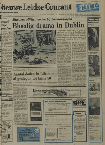 Nieuwe Leidsche Courant 1974-05-18