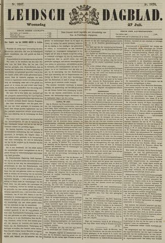 Leidsch Dagblad 1870-07-27