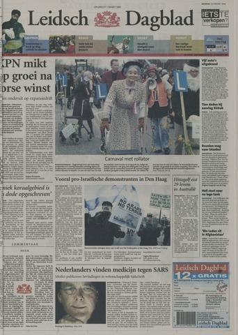 Leidsch Dagblad 2004-02-23