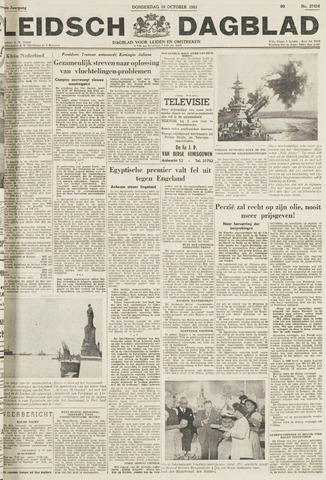 Leidsch Dagblad 1951-10-18