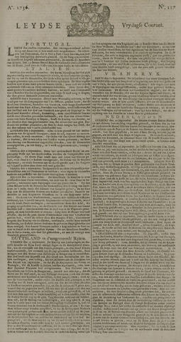 Leydse Courant 1736-09-28