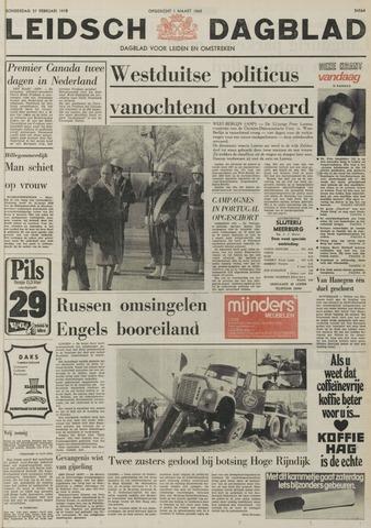 Leidsch Dagblad 1975-02-27