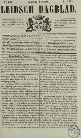 Leidsch Dagblad 1861-03-04