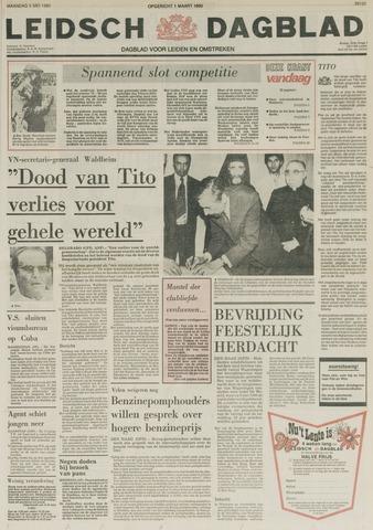 Leidsch Dagblad 1980-05-05
