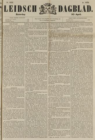 Leidsch Dagblad 1870-04-30