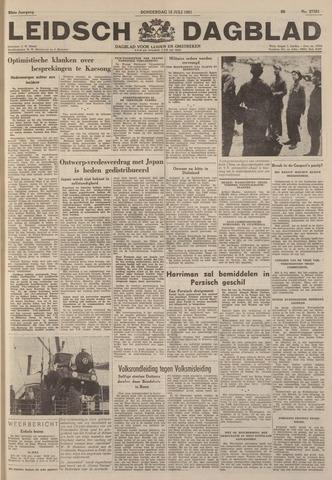 Leidsch Dagblad 1951-07-12