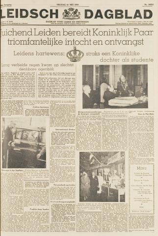 Leidsch Dagblad 1954-05-21
