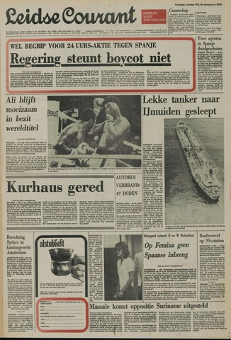 Leidse Courant 1975-10-01