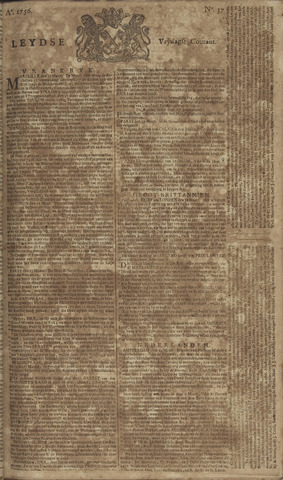 Leydse Courant 1756-03-26