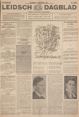 Leidsch Dagblad 1928-09-08