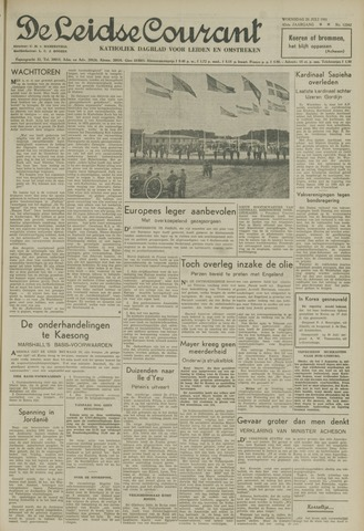 Leidse Courant 1951-07-25