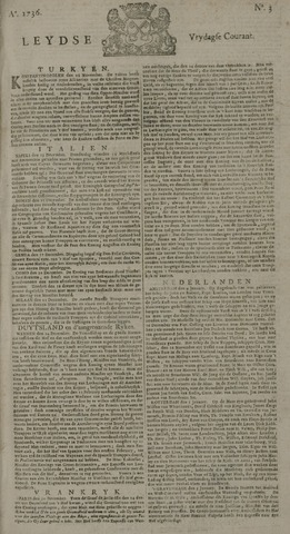 Leydse Courant 1736-01-06