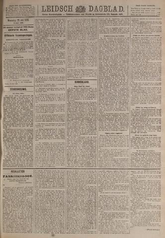 Leidsch Dagblad 1920-07-28