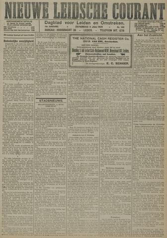 Nieuwe Leidsche Courant 1921-07-09