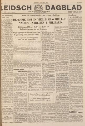 Leidsch Dagblad 1951-03-17
