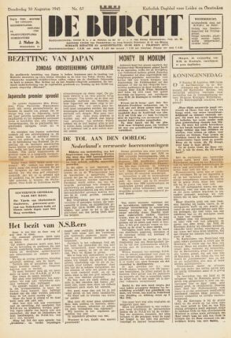 De Burcht 1945-08-30