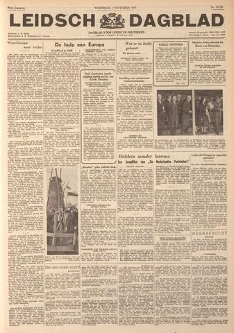 Leidsch Dagblad 1947-11-05