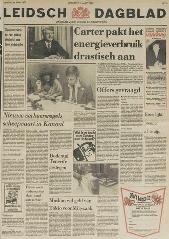 Leidsch Dagblad 1977-04-19