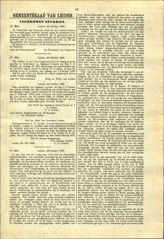 Handelingen van de Raad 1909-10-26