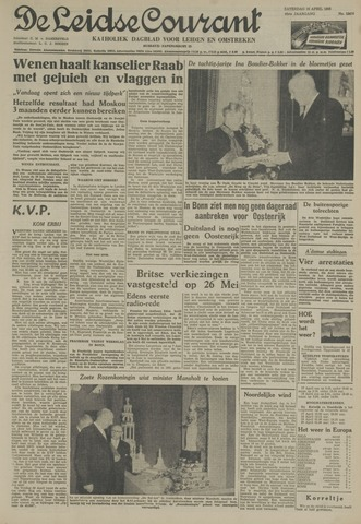 Leidse Courant 1955-04-16