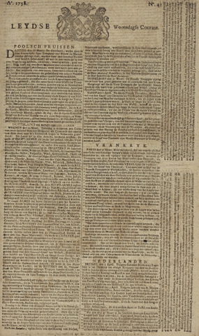 Leydse Courant 1758-04-05