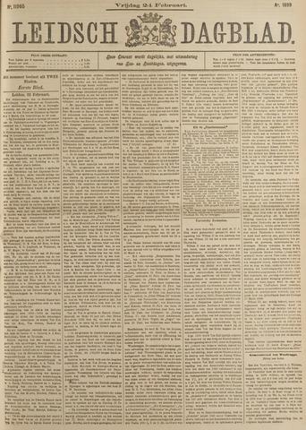 Leidsch Dagblad 1899-02-24