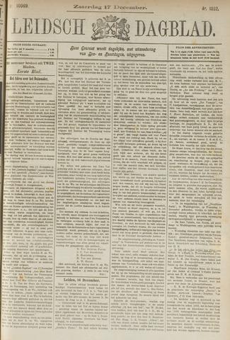 Leidsch Dagblad 1892-12-17