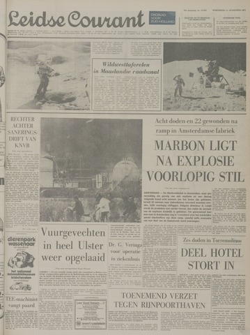 Leidse Courant 1971-08-11