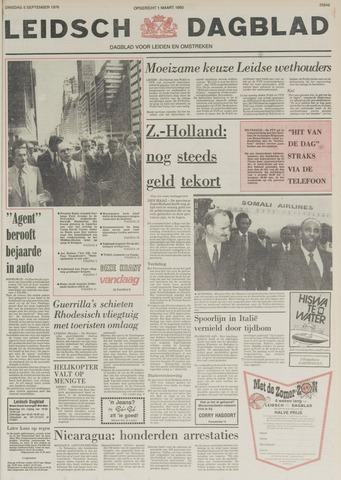 Leidsch Dagblad 1978-09-05